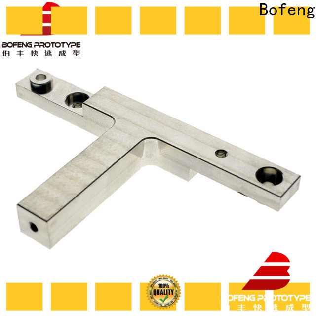 Bofeng Custom cnc aluminum machining for automotive parts