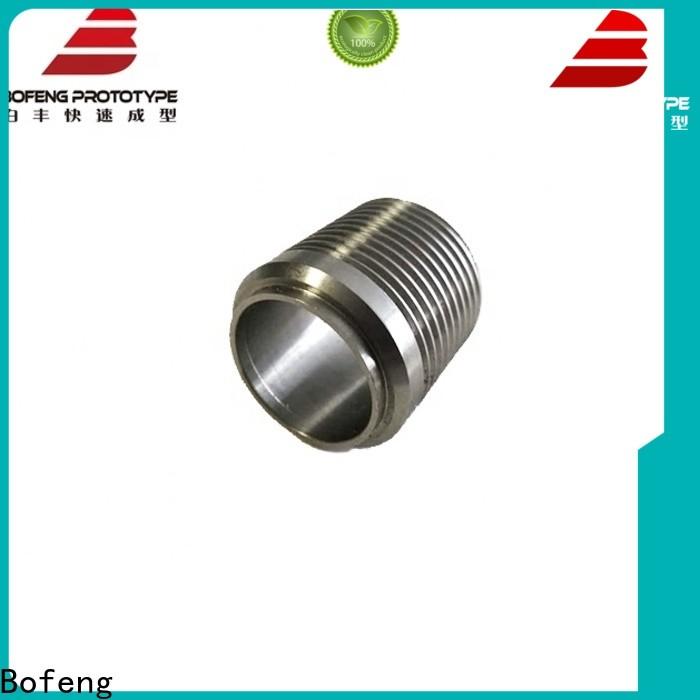 Bofeng cnc machining prototype factory price for entertainment parts