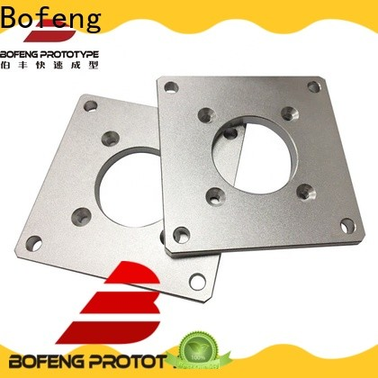Bofeng precision cnc machining process for electrical parts