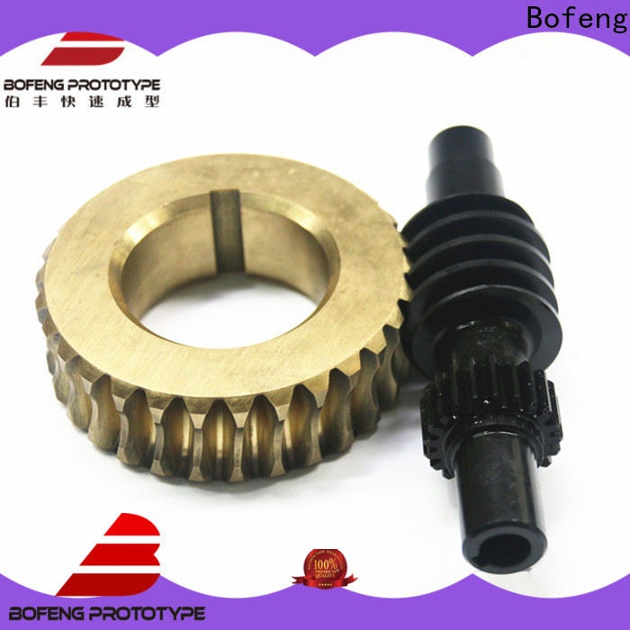 Bofeng cnc machined components manufacturing for entertainment parts