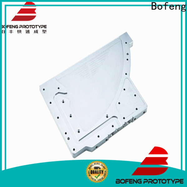Bofeng Quality precision cnc machining for LED cover