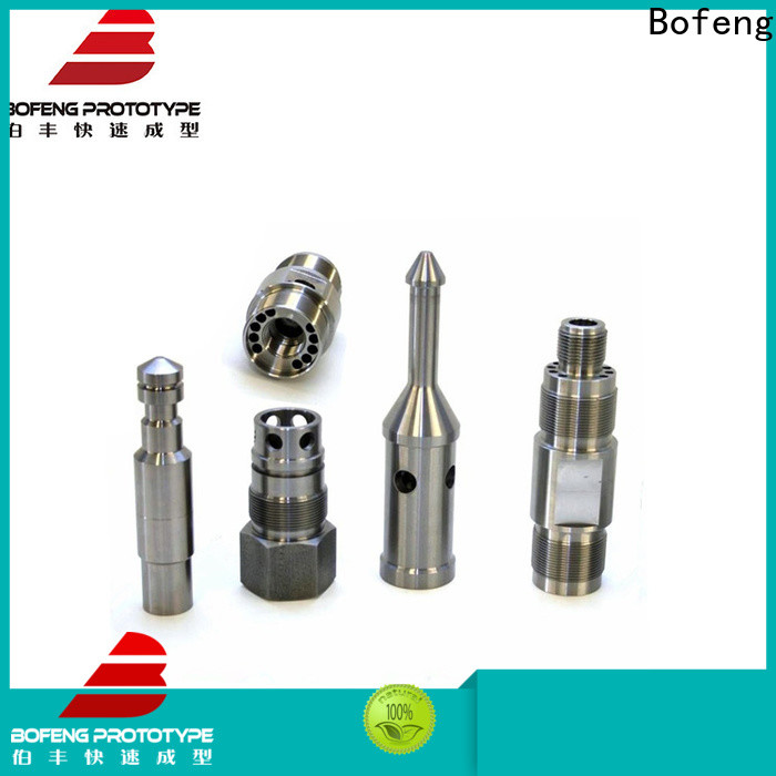 Bofeng Custom custom machined parts factory for entertainment parts
