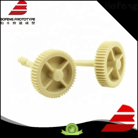 Bofeng cnc machining prototype factory for equipment parts