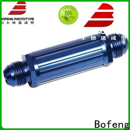 New cnc turning parts factory price