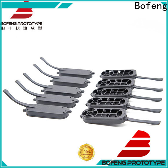 Bofeng cnc machining parts manufacturing for entertainment parts