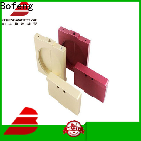 Bofeng cnc machined components for entertainment parts