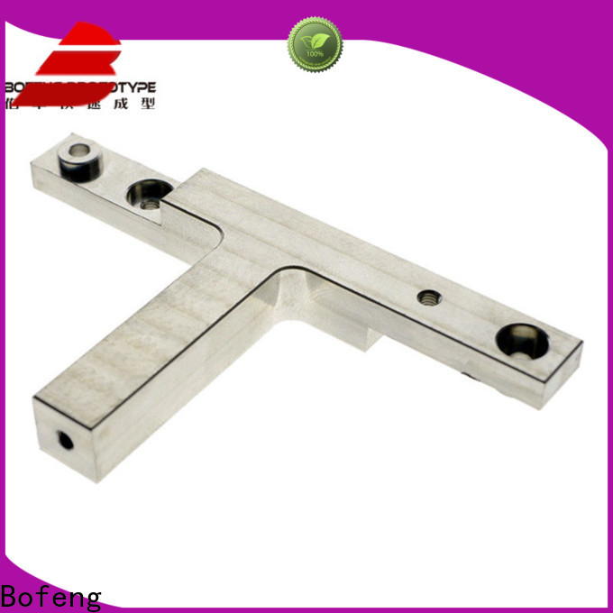 Bofeng custom cnc machining price for electrical parts