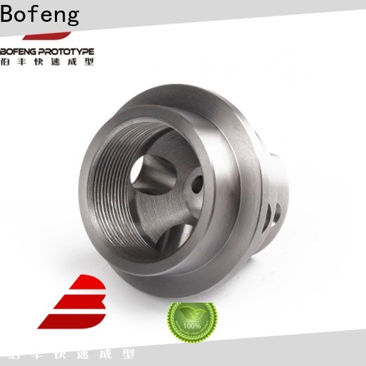 Bofeng Custom prototype machining manufacturing for equipment parts