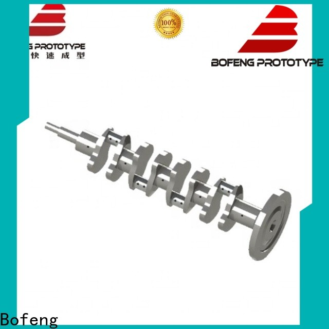 Bofeng Quality custom machined parts factory price for aerospace parts