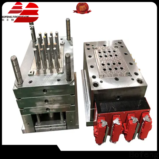 Custom plastic moulding companies for industrial equipment