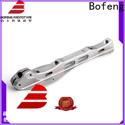 Top cnc precision machining factory for aerospace parts