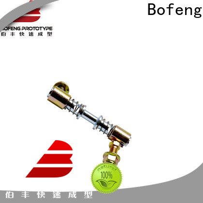 Bofeng cnc machining prototype manufacturing for electrical parts