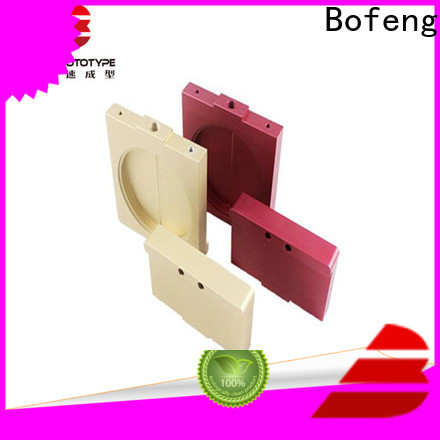 Bofeng High precision cnc machining prototype manufacturing for aerospace parts
