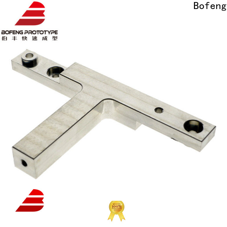 Bofeng High-quality precision cnc machining factory price for equipment parts