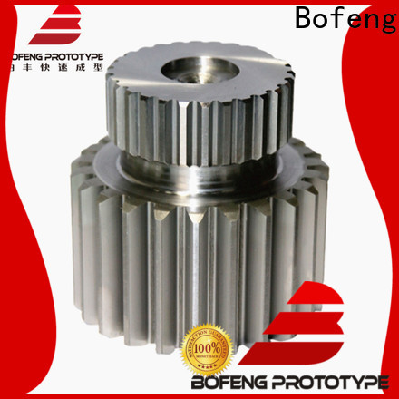 Bofeng Custom custom cnc machining cost for equipment parts