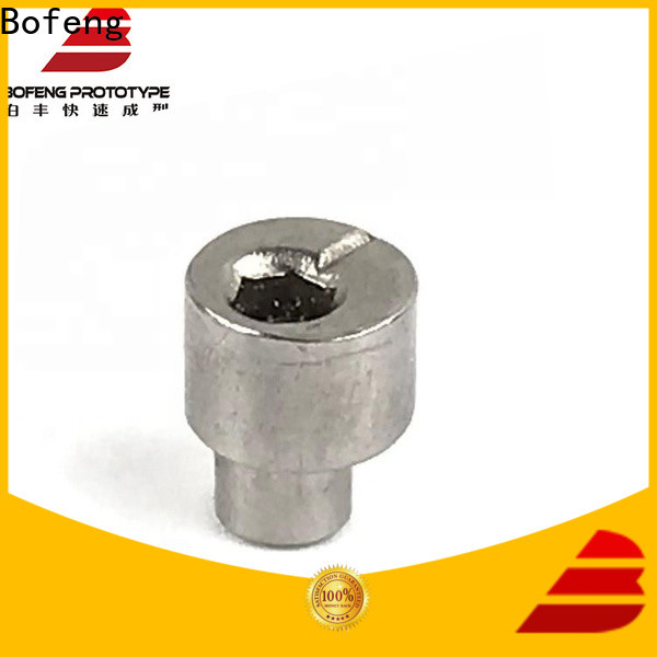 Bofeng custom machined parts manufacturing for industrial parts