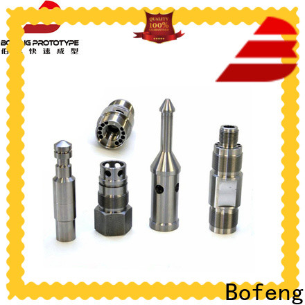 Bofeng Best cnc precision machining process for aerospace parts