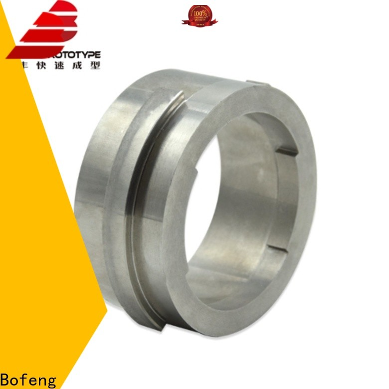 Bofeng custom cnc machining factory price for industrial parts