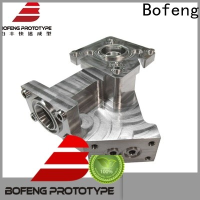 Bofeng High precision cnc machining prototype process for aerospace parts