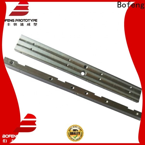 Bofeng High-quality cnc aluminum machining company for entertainment parts
