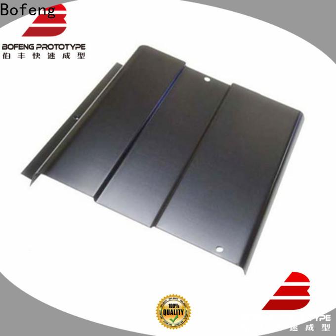 Custom aluminum sheet metal fabrication factory for metal enclosures