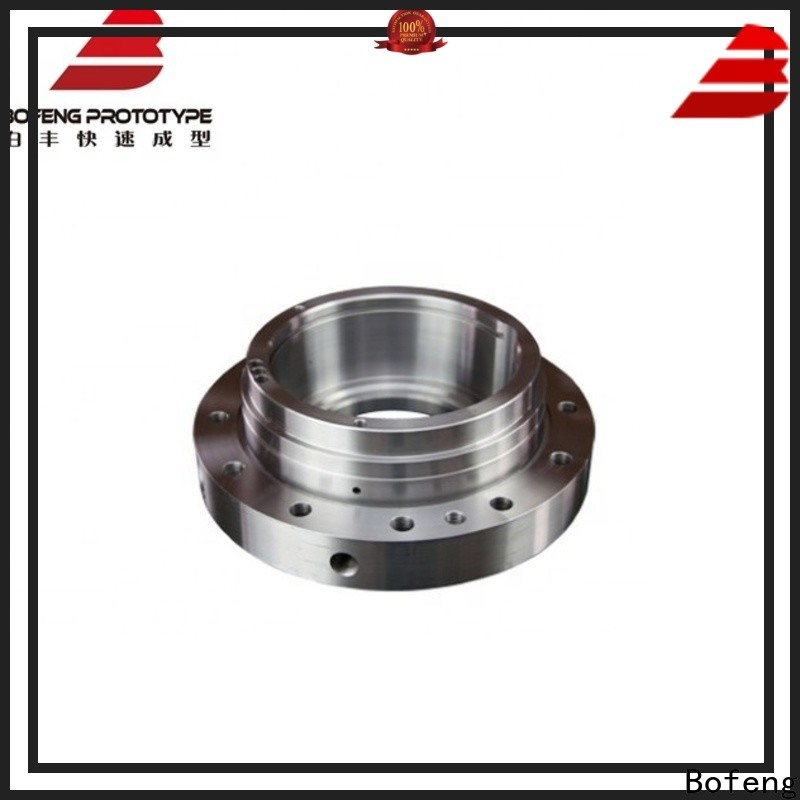 Bofeng Professional cnc machined components for robotic parts