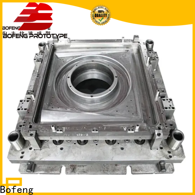 Bofeng injection mold components process