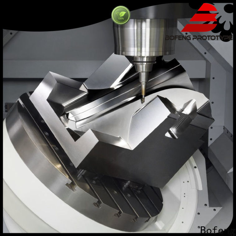 Bofeng High speed custom machined parts cost