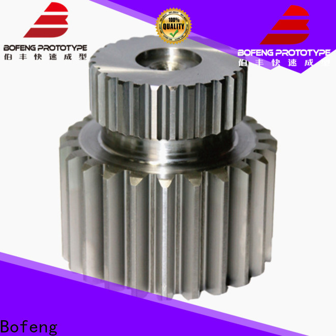 Bofeng Custom precision cnc machining company for electrical parts