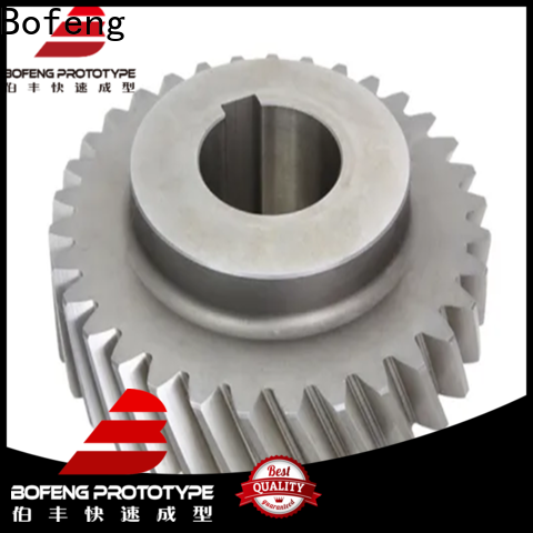 Bofeng Professional cnc machining prototype company for electrical parts