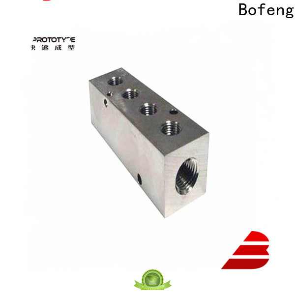 Bofeng Quality cnc aluminum machining price for aerospace parts