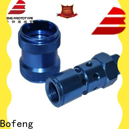 Bofeng New cnc machining companies for equipment parts
