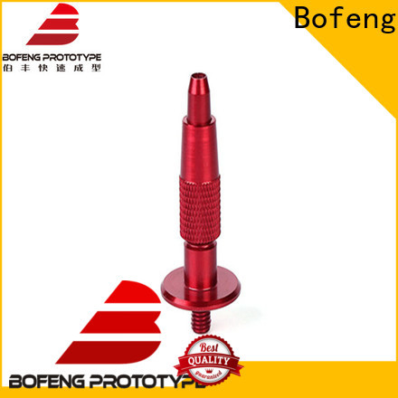 Bofeng cnc prototyping process for LED cover