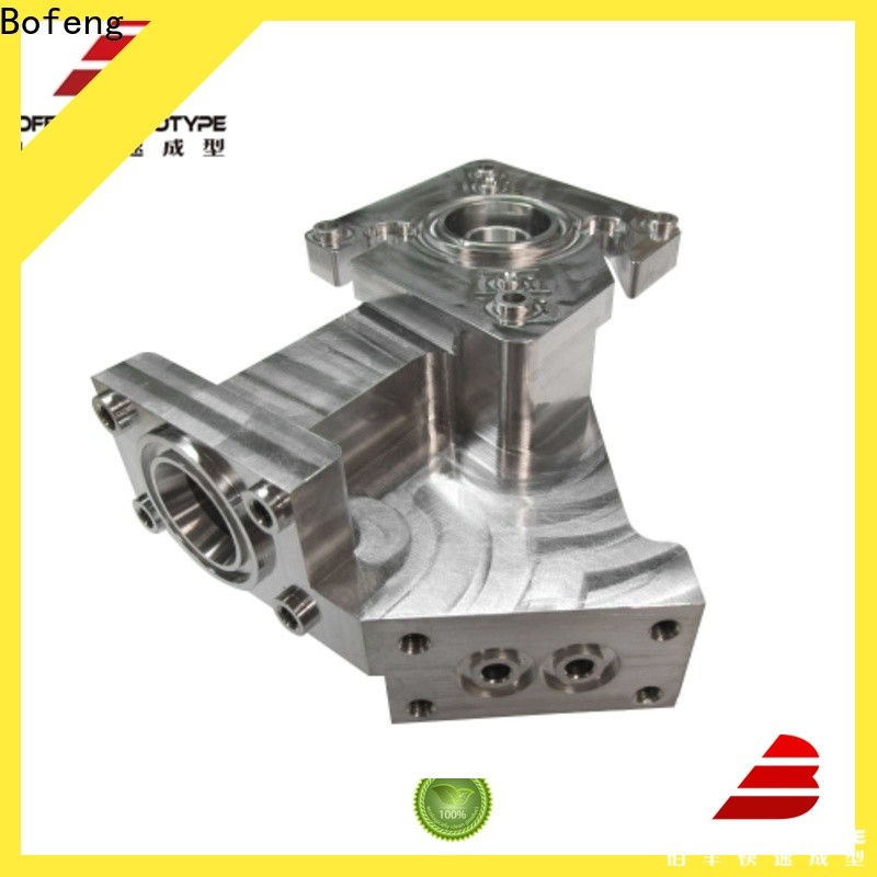 Bofeng Top cnc machining companies company for robotic parts