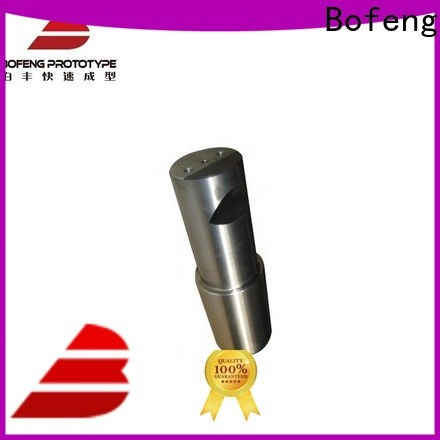 Bofeng cnc aluminum machining cost for LED cover