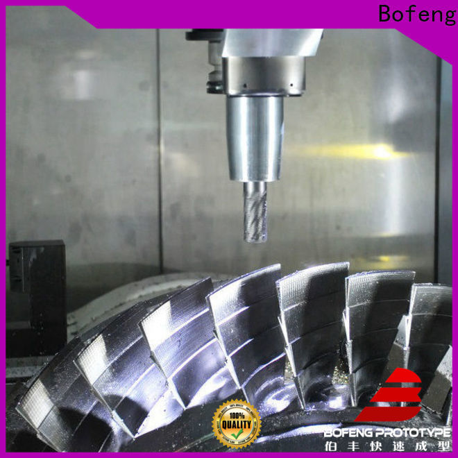 Top cnc aluminum machining factory for robotic parts