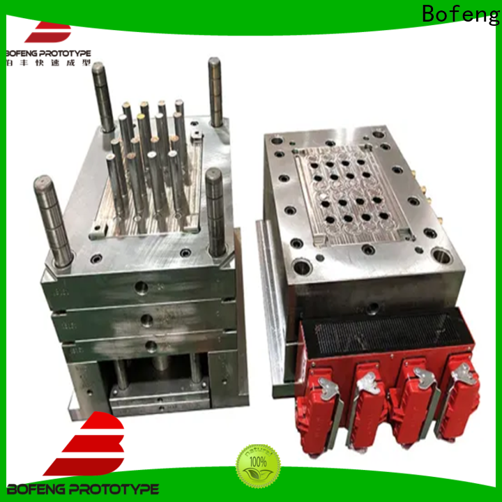 Bofeng High precision injection mold components manufacturers for industrial equipment